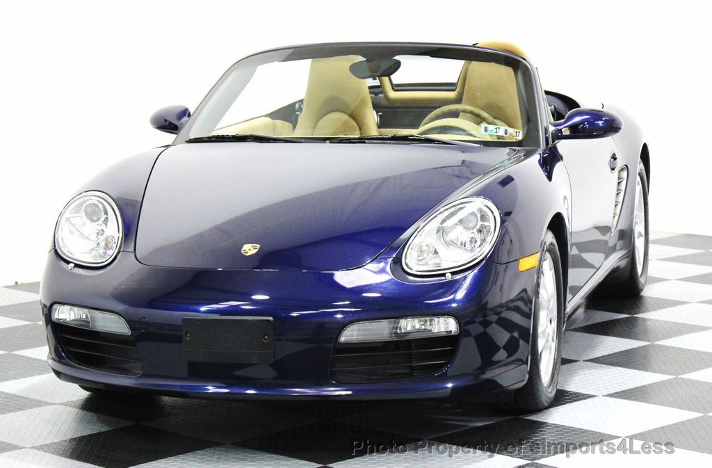 2006 Porsche Boxster CERTIFIED BOXSTER CONVERTIBLE TIPTRONIC - 16403553 - 20