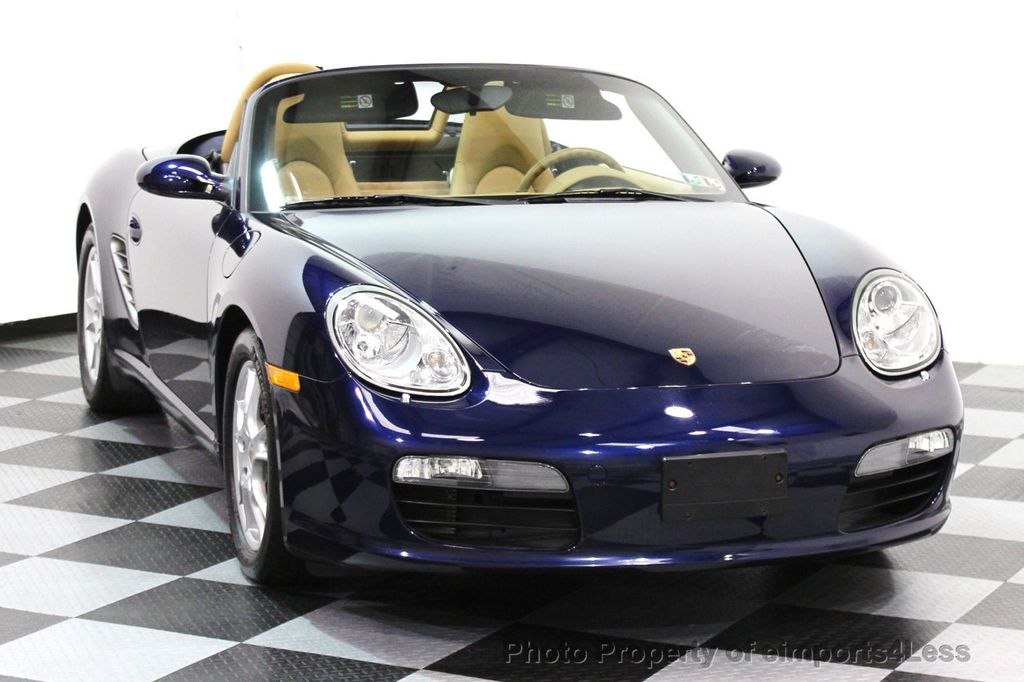 2006 Porsche Boxster CERTIFIED BOXSTER CONVERTIBLE TIPTRONIC - 16403553 - 21