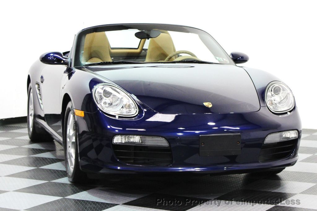 2006 Porsche Boxster CERTIFIED BOXSTER CONVERTIBLE TIPTRONIC - 16403553 - 22