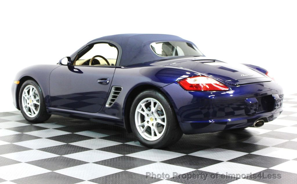 2006 Porsche Boxster CERTIFIED BOXSTER CONVERTIBLE TIPTRONIC - 16403553 - 24