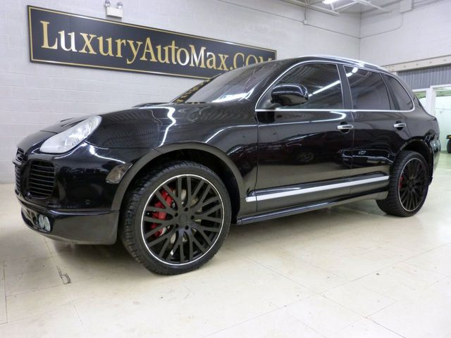 2006 Used Porsche Cayenne 4dr Turbo S Tiptronic At Luxury