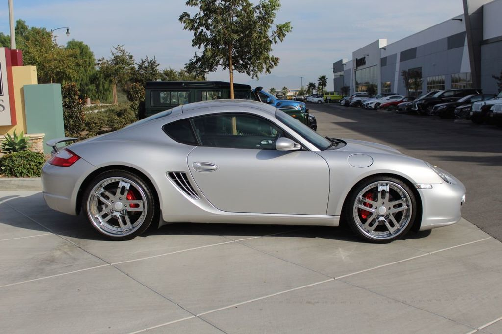2006 Used Porsche Cayman 2dr Coupe S At Cnc Motors Inc Serving Upland Ca Iid 19392244
