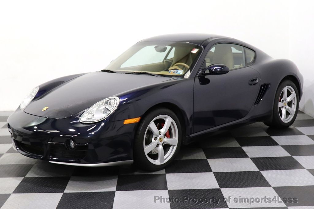 2006 Porsche Cayman CERTIFIED CAYMAN S AUTO HEATED SEATS BOSE - 18587056 - 9