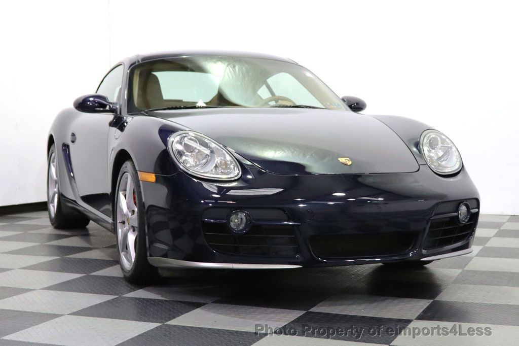2006 Porsche Cayman CERTIFIED CAYMAN S AUTO HEATED SEATS BOSE - 18587056 - 10