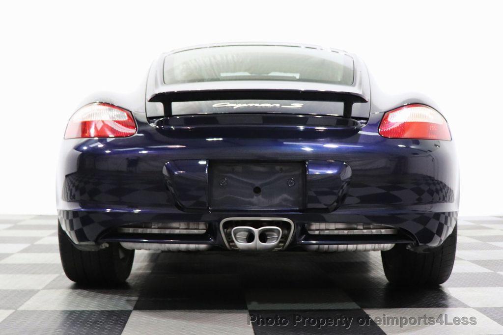 2006 Porsche Cayman CERTIFIED CAYMAN S AUTO HEATED SEATS BOSE - 18587056 - 12