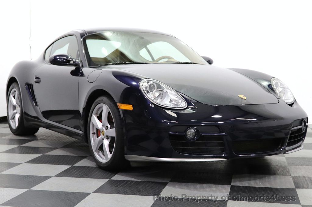 2006 Porsche Cayman CERTIFIED CAYMAN S AUTO HEATED SEATS BOSE - 18587056 - 1