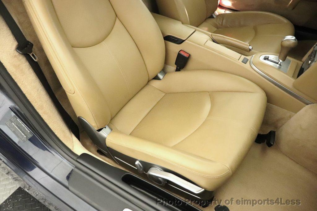 2006 Porsche Cayman CERTIFIED CAYMAN S AUTO HEATED SEATS BOSE - 18587056 - 19