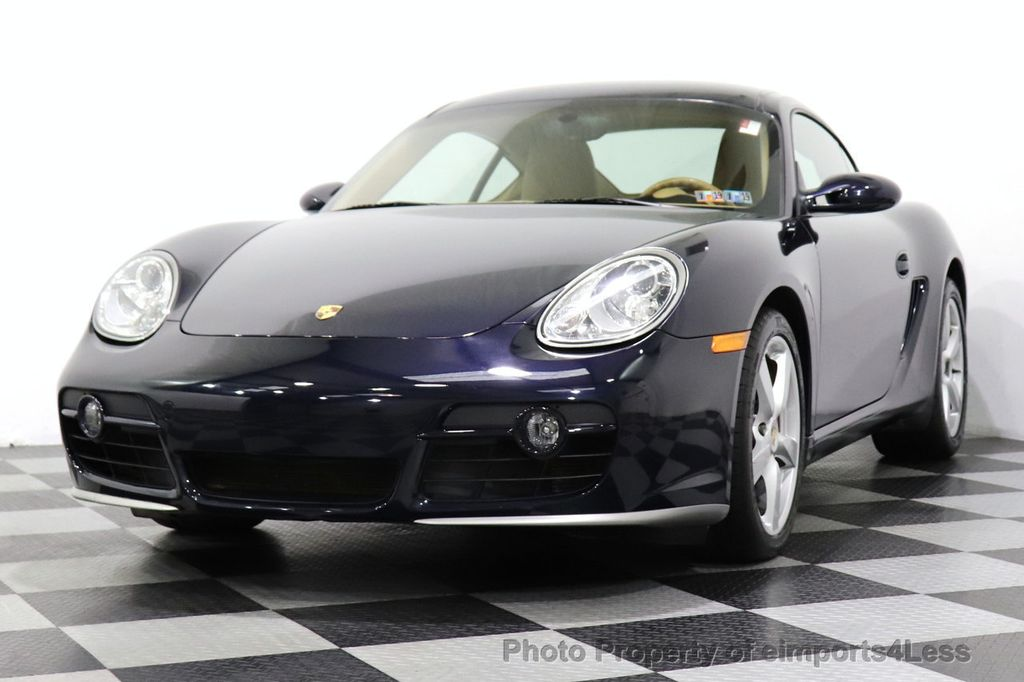 2006 Porsche Cayman CERTIFIED CAYMAN S AUTO HEATED SEATS BOSE - 18587056 - 22
