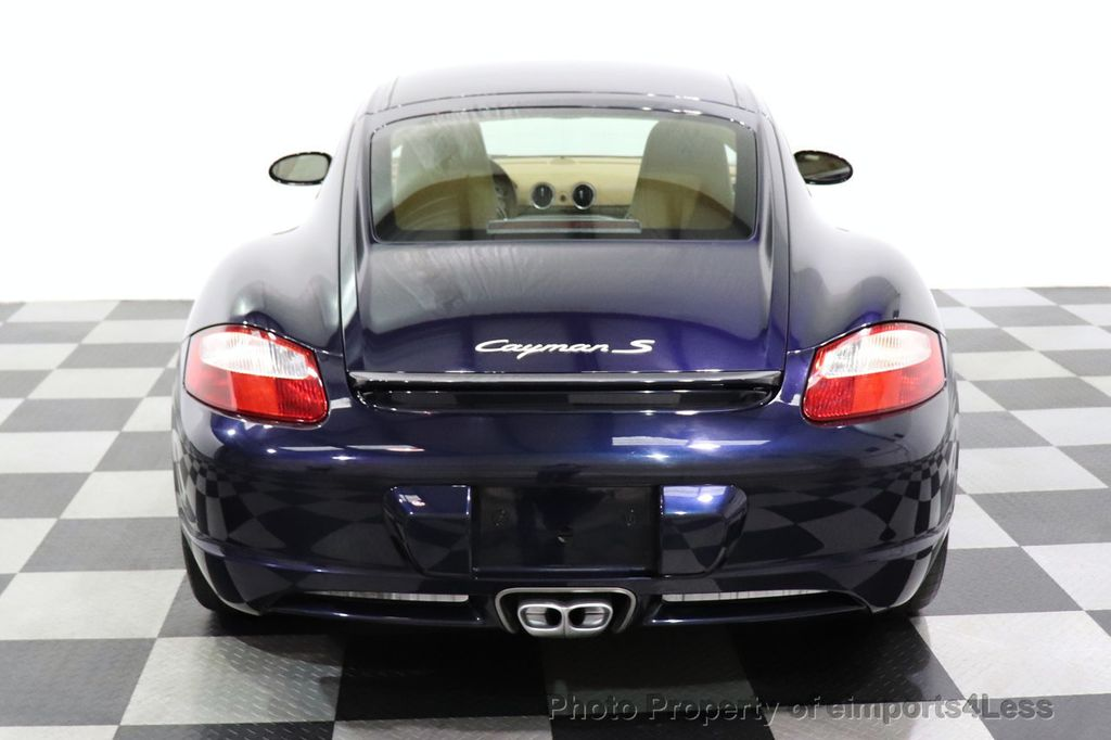 2006 Porsche Cayman CERTIFIED CAYMAN S AUTO HEATED SEATS BOSE - 18587056 - 25