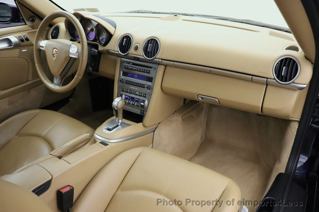 2006 Porsche Cayman CERTIFIED CAYMAN S AUTO HEATED SEATS BOSE - 18587056 - 29