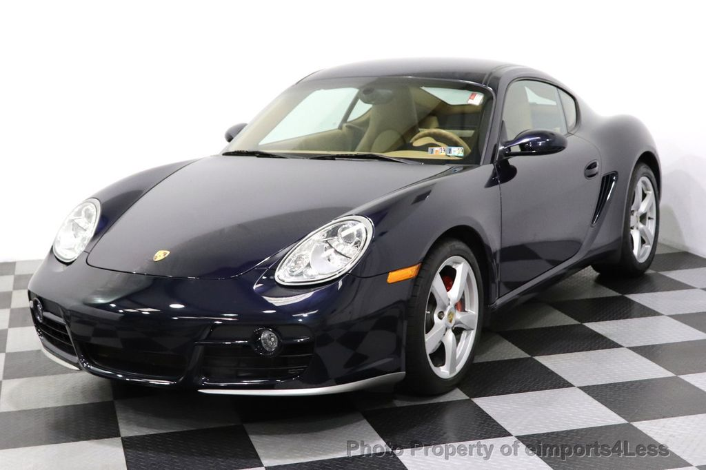 2006 Porsche Cayman CERTIFIED CAYMAN S AUTO HEATED SEATS BOSE - 18587056 - 35