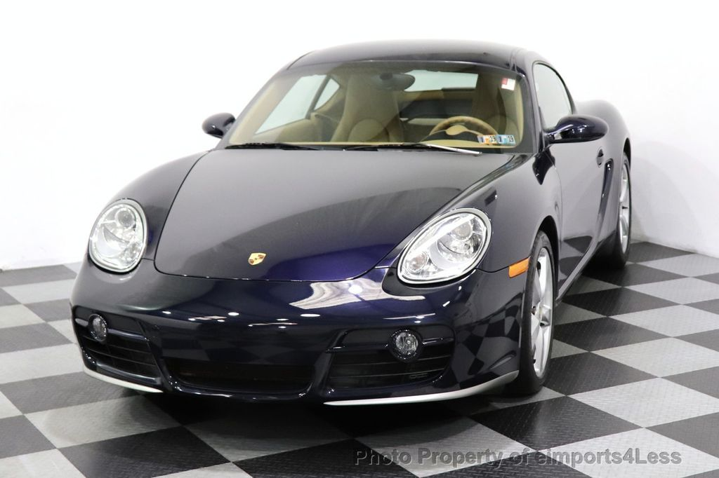2006 Porsche Cayman CERTIFIED CAYMAN S AUTO HEATED SEATS BOSE - 18587056 - 36