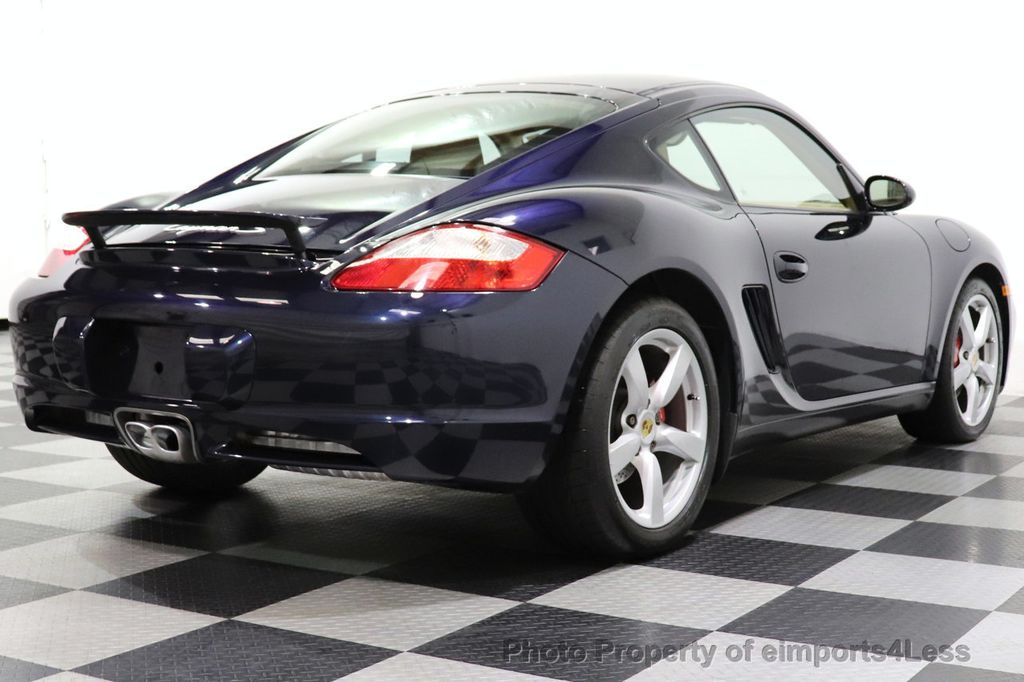 2006 Porsche Cayman CERTIFIED CAYMAN S AUTO HEATED SEATS BOSE - 18587056 - 3