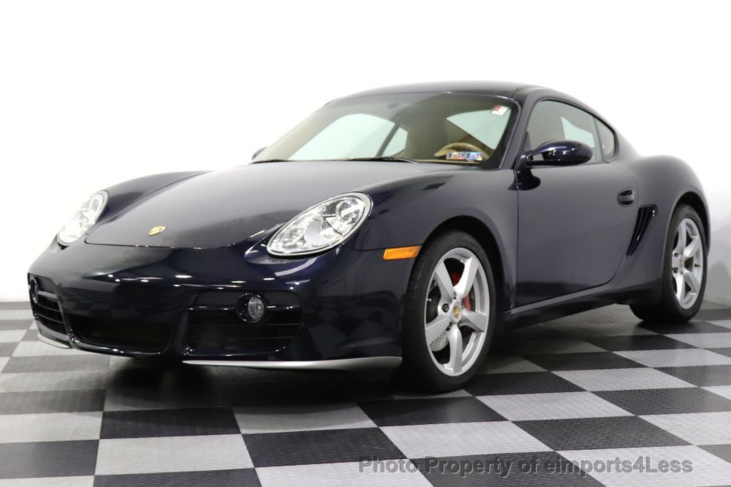 2006 Porsche Cayman CERTIFIED CAYMAN S AUTO HEATED SEATS BOSE - 18587056 - 43