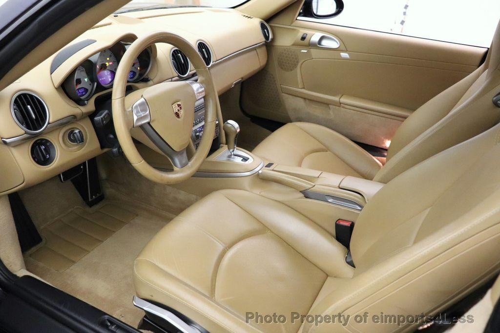 2006 Porsche Cayman CERTIFIED CAYMAN S AUTO HEATED SEATS BOSE - 18587056 - 5