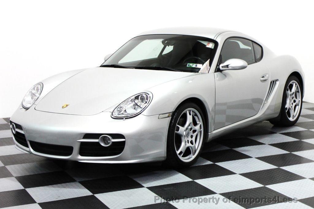 Elegant 2006 Porsche Cayman CERTIFIED CAYMAN S COUPE 6 SPEED SPORT CHRONO    15819696   12