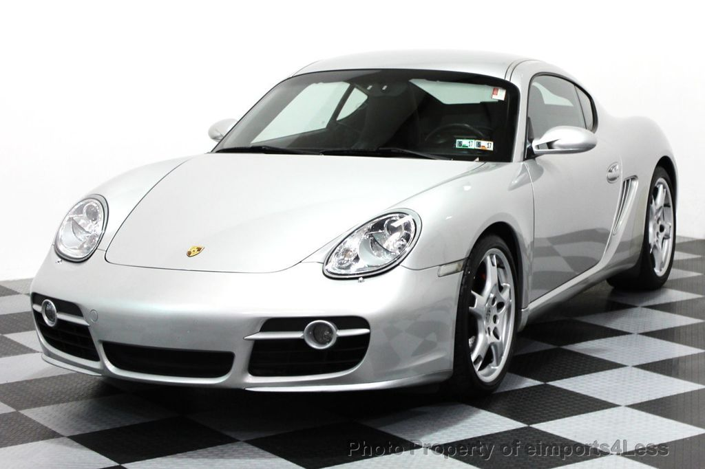 Awesome 2006 Porsche Cayman CERTIFIED CAYMAN S COUPE 6 SPEED SPORT CHRONO    15819696   13 Nice Look