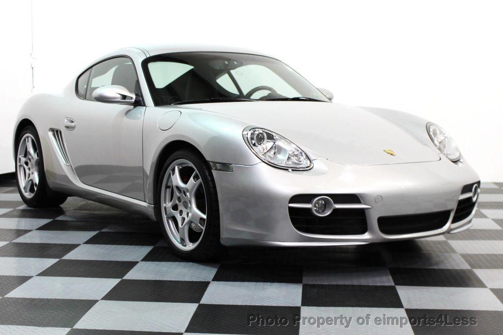 2006 Porsche Cayman CERTIFIED CAYMAN S COUPE 6 SPEED SPORT CHRONO    15819696   1