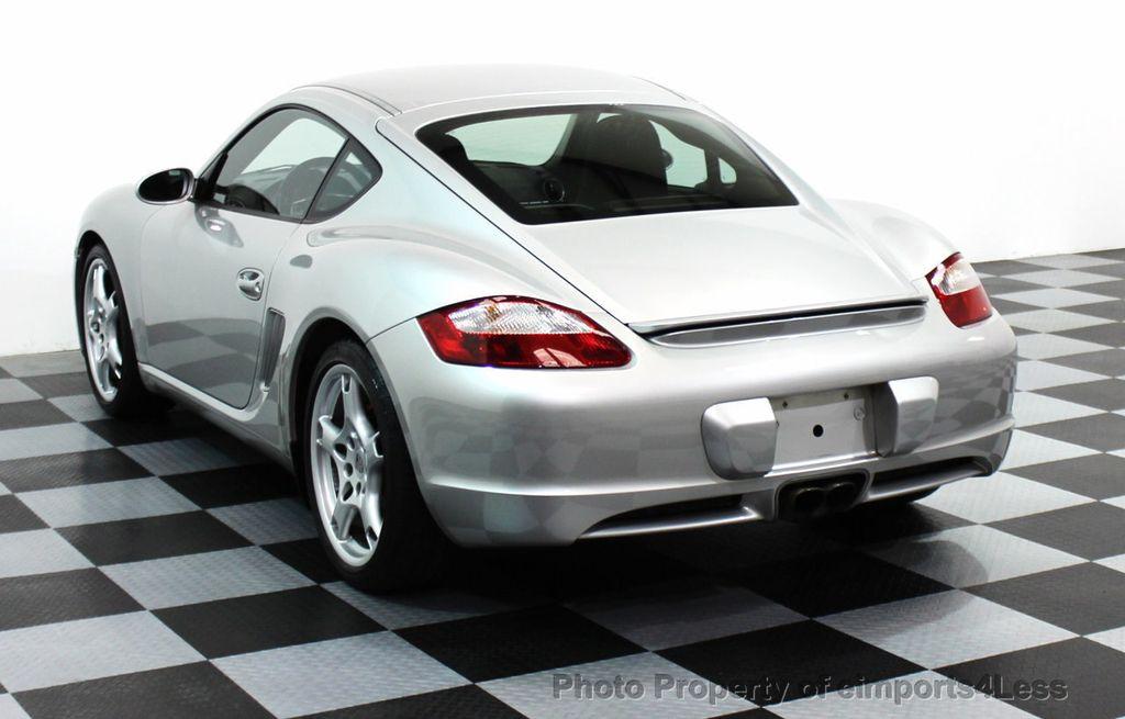 2006 Porsche Cayman CERTIFIED CAYMAN S COUPE 6 SPEED SPORT CHRONO    15819696   22