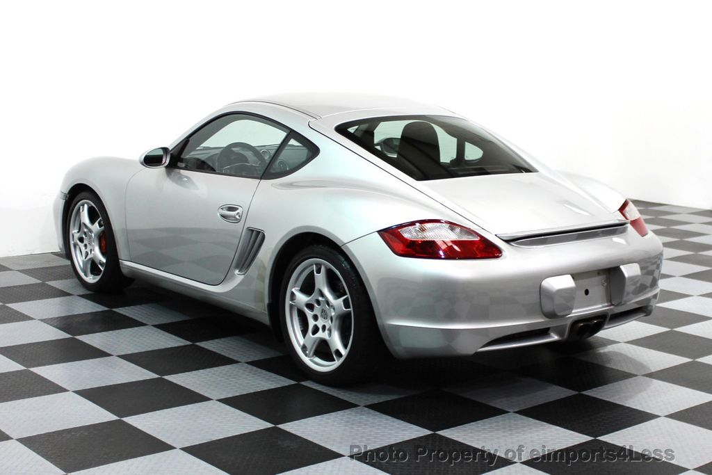 2006 Porsche Cayman CERTIFIED CAYMAN S COUPE 6 SPEED SPORT CHRONO    15819696   23 Pictures Gallery
