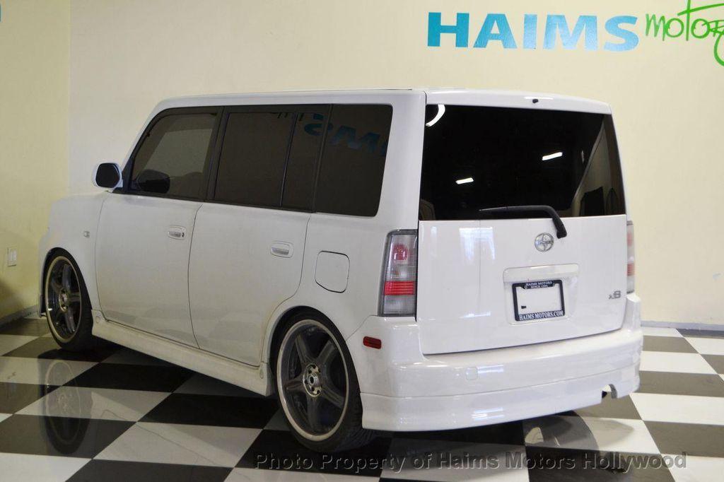2006 used scion xb 5dr wagon manual at haims motors serving fort rh haimsmotors com