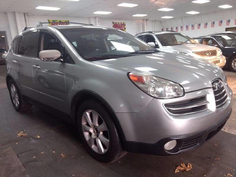 2006 Used Subaru B9 Tribeca Awd Premium At Contact Us Serving