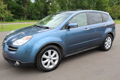 2006 Subaru B9 Tribeca ONE OWNER LIMITED NAVIGATION AWD 3.0 H6 MOONROOF LEATHER 1OWNER  SUV