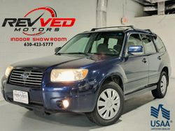 2006 Subaru Forester - JF1SG656X6H707529