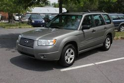2006 Subaru Forester - JF1SG63666H749165
