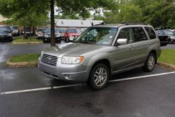 2006 Subaru Forester - JF1SG67636H742121