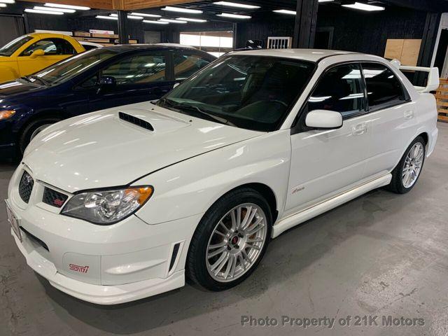 2006 Subaru Wrx Sti For Sale >> 2006 Subaru Impreza Sedan 2 5 Wrx Sti W Silver Wheels Sedan For Sale Honolulu Hi 17 999 Motorcar Com