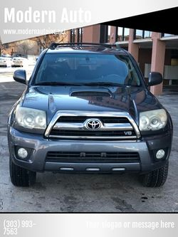 2006 Toyota 4Runner - JTEBT14R460061841