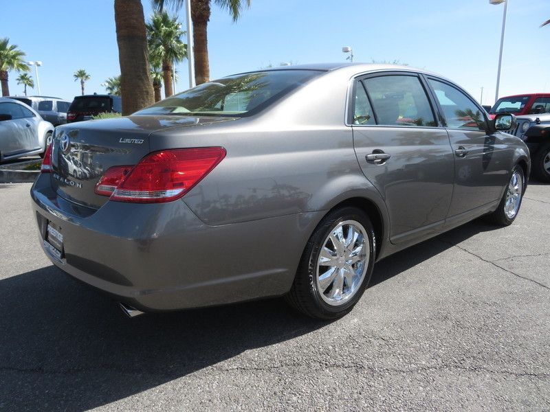 2006 Toyota Avalon 4dr Sedan Limited - 17638489 - 10