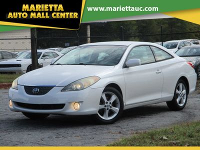 2006 Toyota Camry Solara 2dr Coupe SE V6 Automatic