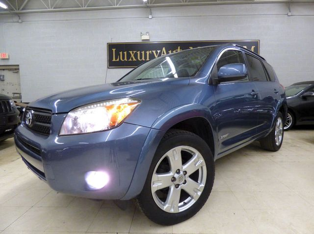 2006 Used Toyota Rav4 4dr Sport 4 Cyl At Luxury Automax Serving