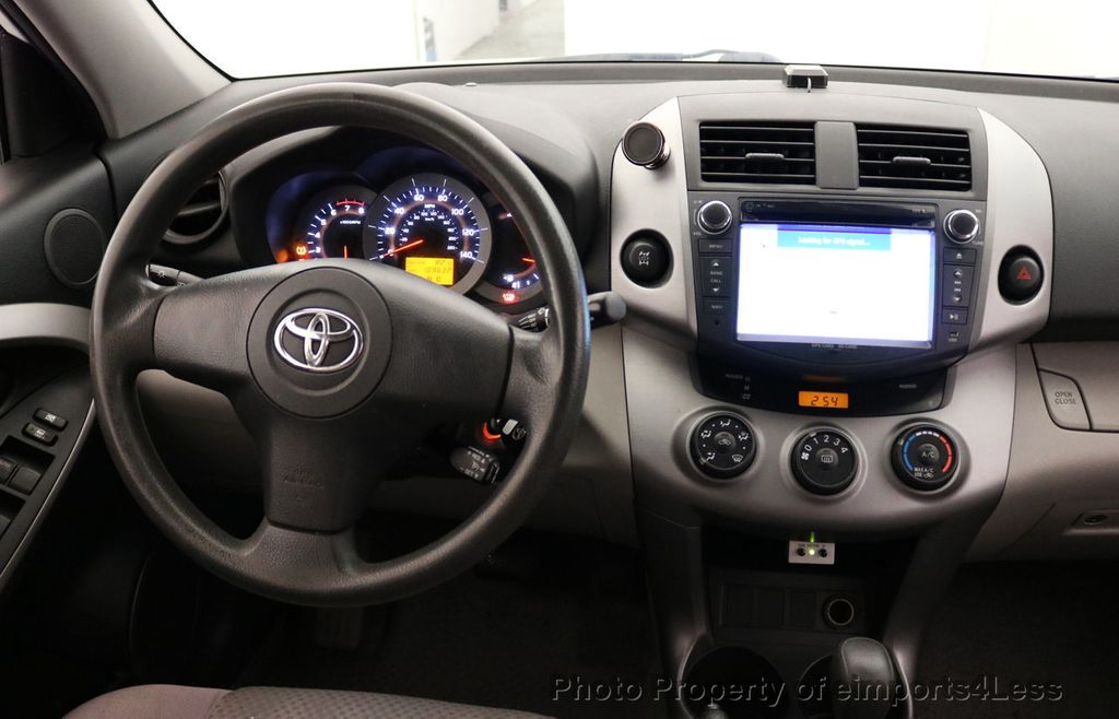 2006 Toyota RAV4 RAV4 4WD BACK UP CAMERA NAVIGATION - 17718769 - 34