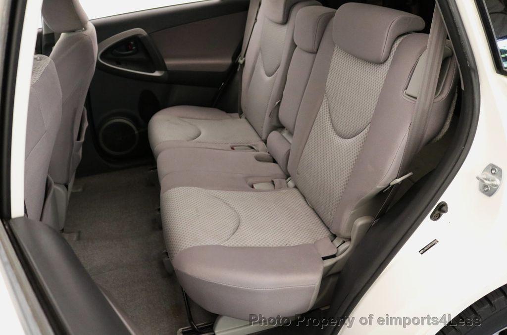 2006 Toyota RAV4 RAV4 4WD BACK UP CAMERA NAVIGATION - 17718769 - 36