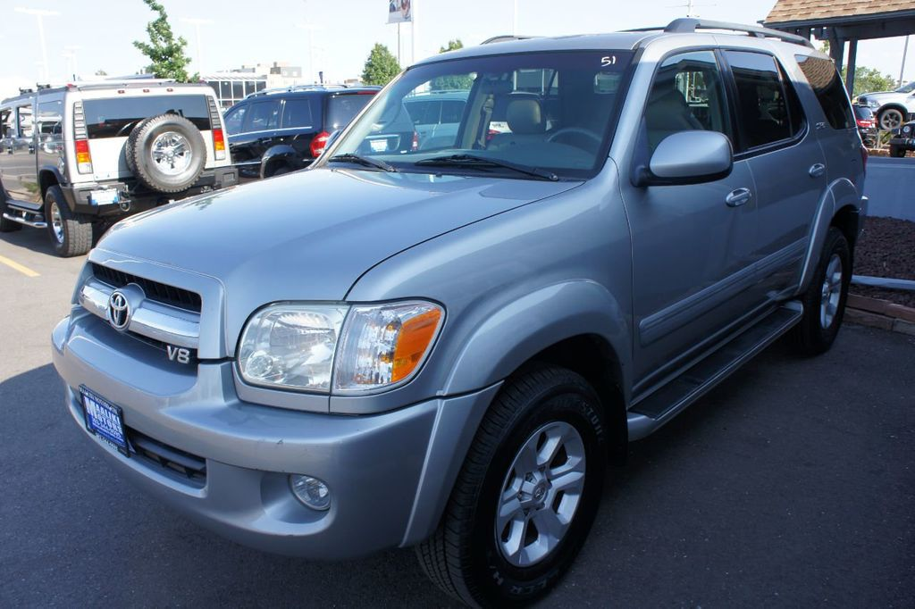 2006 Toyota Sequoia 4dr Limited 4WD - 17971364 - 1