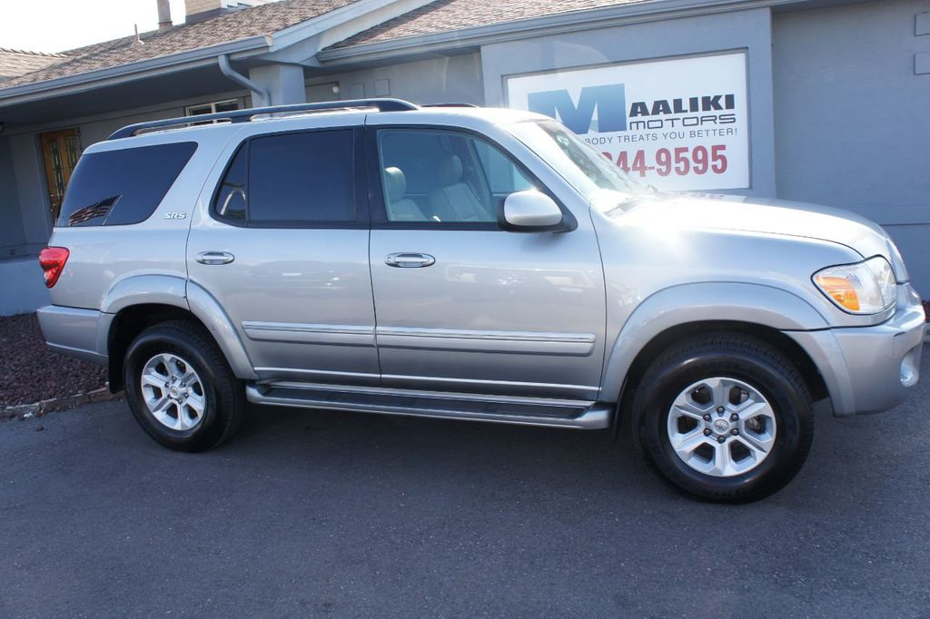 2006 Toyota Sequoia 4dr Limited 4WD - 17971364 - 2