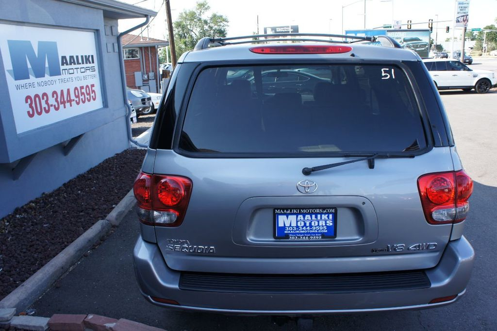 2006 Toyota Sequoia 4dr Limited 4WD - 17971364 - 4