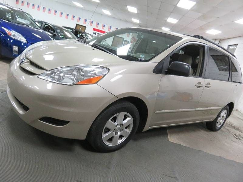 Used Toyota Sienna LE V PASSENGER At Contact Us - 2006 sienna