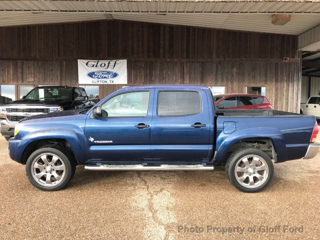 "2006 Toyota Tacoma Double 128"" PreRunner Automatic"