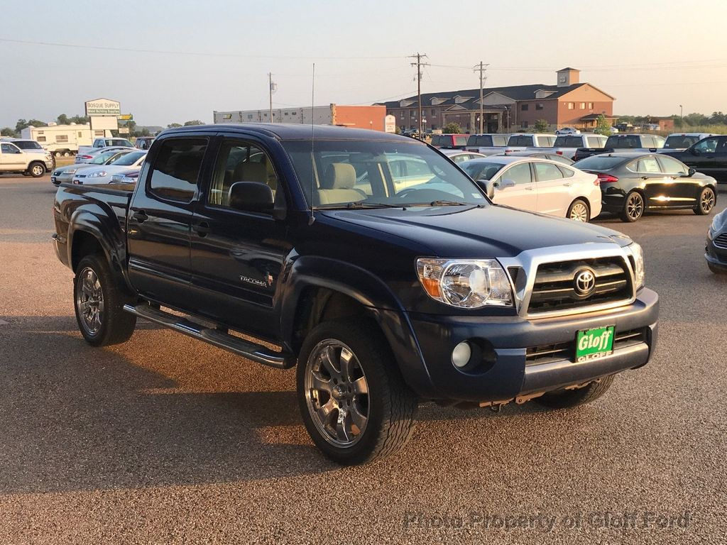 2006 Used Toyota Tacoma Double 128 PreRunner Automatic at
