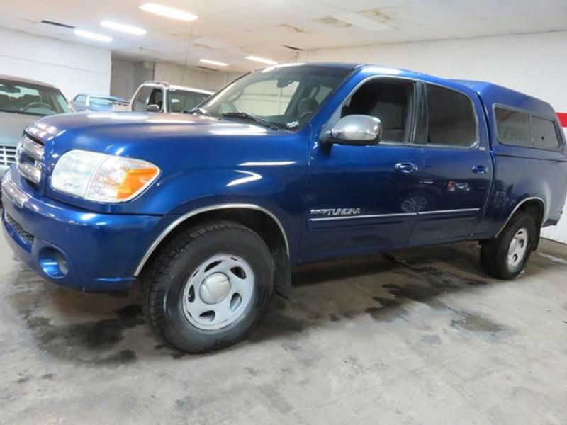 2006 Toyota Tundra Sr5 V8 4x4 Double Cab For Sale