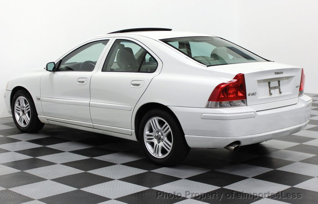 2006 Used Volvo S60 2.5L Turbo Automatic w/Sunroof at eimports4Less