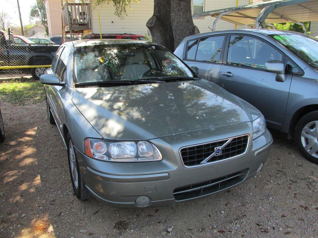 2006 volvo s60 2.5t sedan for sale san antonio, tx - $5,900