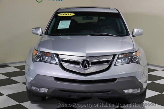 Used Acura MDX WD Dr Tech Pkg At Haims Motors Serving Fort - 2007 acura mdx used