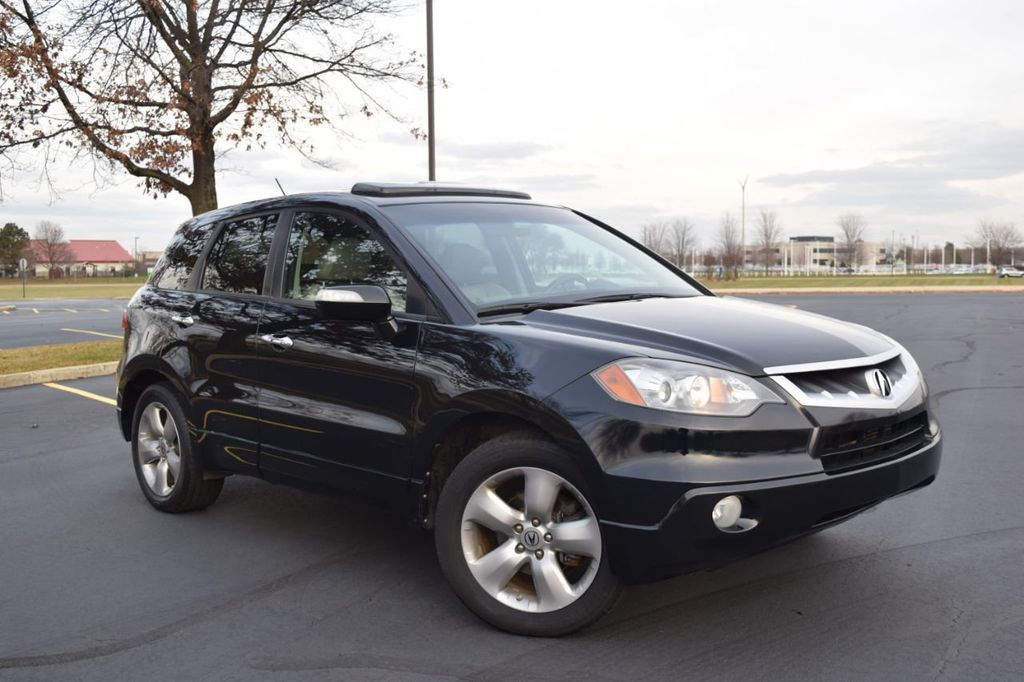 2007 Used Acura Rdx Awd 4dr Tech Pkg At Collector Cars Chicago Serving Downtown Naperville Il Iid 20411281