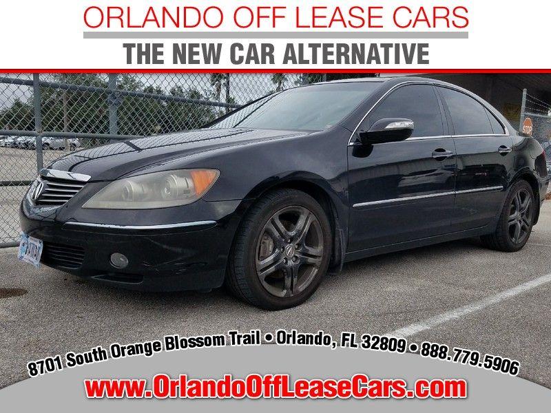 Acura RL Sedan For Sale Orlando FL Motorcarcom - Acura rl used