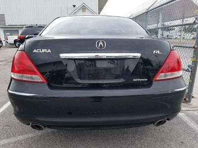 2007 Acura RL 3.5 - Click to see full-size photo viewer